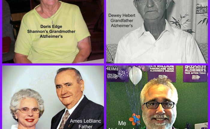 Why I Advocate for Alzheimer's