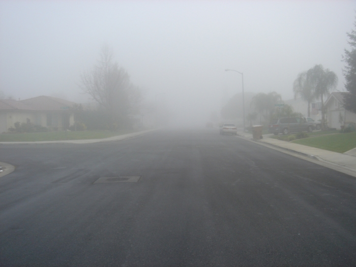 Fog: It's Not Just a Weather Condition