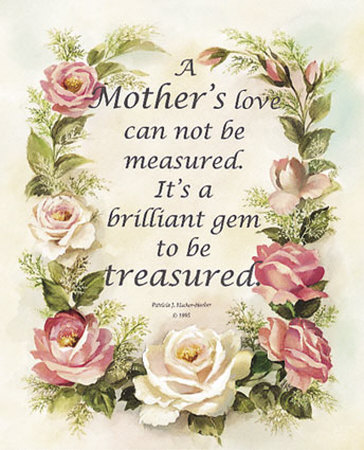 importance of a mother in a family
