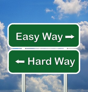 There's a Reason it's Called: Taking the EasyWay