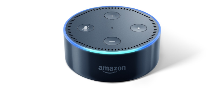 """Hey, Alexa . . . THANK YOU!"""